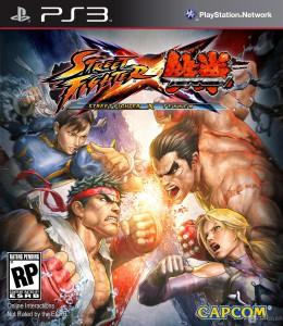 игра Street Fighter X Tekken PS 3