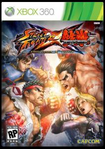 игра Street Fighter X Tekken Xbox 360