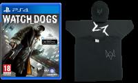 игра Watch Dogs PS4 + Набор Watch Dogs - Русская версия