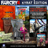 игра Far Cry 4 Kyrat Edition PS3