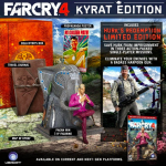 игра Far Cry 4 Kyrat Edition PS4 - Русская версия