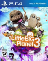 игра LittleBigPlanet 3 PS4 - Русская версия