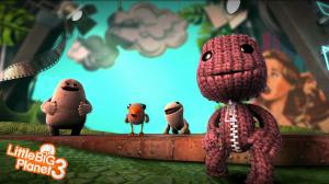 скриншот LittleBigPlanet 3 PS4 - Русская версия #7