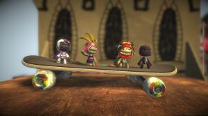 скриншот LittleBigPlanet 3 PS4 - Русская версия #8