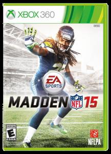 игра Madden NFL 15 XBOX 360