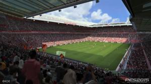 скриншот Pro Evolution Soccer 2015 PS4 - Русская версия #3