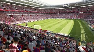 скриншот Pro Evolution Soccer 2015 PS4 - Русская версия #5