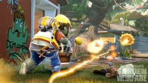 скриншот Plants vs Zombies Garden Warfare PS3 #4