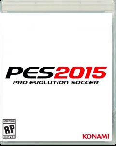 игра Pro Evolution Soccer 2015 PS VITA