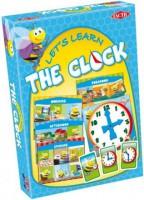 Настольная игра Tactic  'Давайте изучать время' (40303)