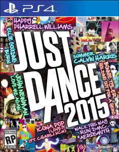 игра Just Dance 2015 PS4