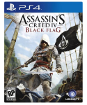 игра Assassin's Creed IV. Черный флаг (PS4, русская версия)