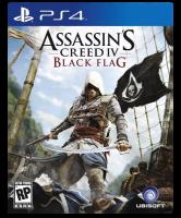 игра Assassin's Creed IV. Черный флаг (PS4, русская версия)