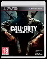 игра Call of Duty Black Ops PS3