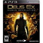игра Deus Ex: Human Revolution PS3