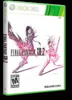 игра Final Fantasy XIII-2 XBOX 360