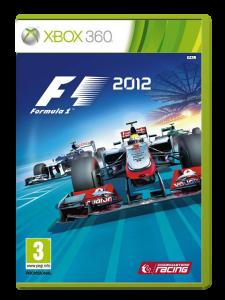 игра Formula 1 2012 XBOX 360