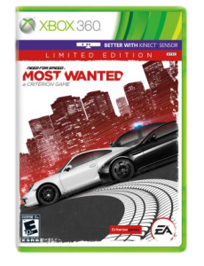 игра Need for Speed: Most Wanted (a Criterion Game) Limited Edition Xbox 360