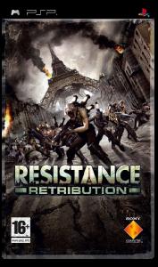 игра Resistance Retribution PSP