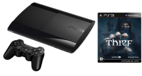 Приставка Sony PlayStation 3 Thief Bundle