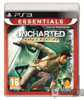 игра Uncharted: Drake's Fortune ESN PS3