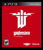 игра Wolfenstein: The New Order PS3