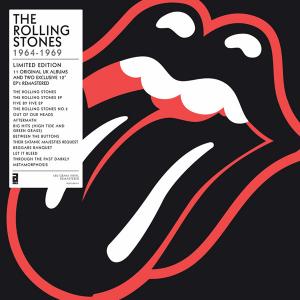The Rolling Stones: Boxset 1 (1964-1969) (LP)