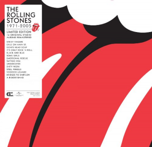 The Rolling Stones: Boxset 2 (1971-2005) (LP)