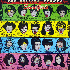The Rolling Stones: Some Girls (LP)