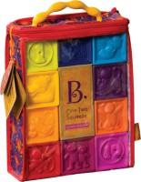 Развивающие силиконовые кубики Battat Посчитай-ка! (BX1002Z)