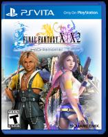 игра Final Fantasy X|X-2 HD Remastered PS VITA