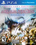 игра Final Fantasy XIV A Realm Reborn Collector's Edition PS4