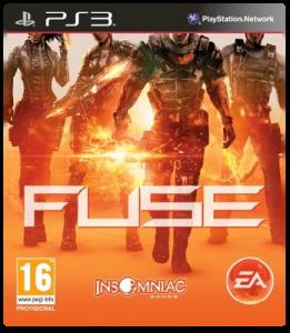 игра Fuse PS3