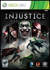 игра Injustice: Gods Among Us X-BOX
