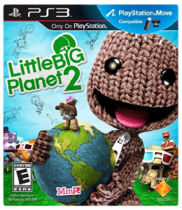 игра LittleBigPlanet 2 PS3