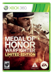 игра Medal of Honor: Warfighter Limited Edition XBOX 360