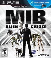 игра Men in Black: Alien Crisis PS3