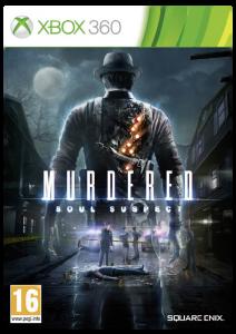 игра Murdered Soul Suspect XBOX 360
