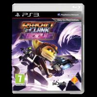 игра Ratchet & Clank Nexus PS3