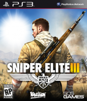игра Sniper Elite 3 PS3