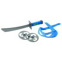 Набор игрушечного оружия: боевое снаряжение Леонардо