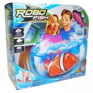 Интерактивная игрушка Zuru 'Аквариум с РобоРыбкой' (2502)