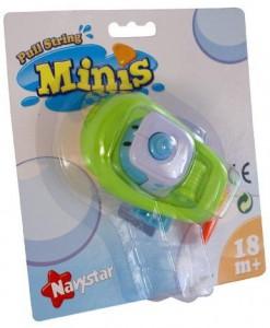 Игрушка для ванной комнаты. Буксир плавающий Navystar