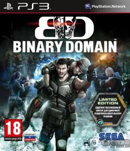 игра Binary Domain. Limited Edition PS 3