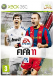 игра FIFA 11 X-BOX