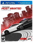 игра Need for Speed: Most Wanted (2012) PS Vita