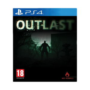 игра Outlast PS4 - Русская версия