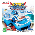 игра Sonic & All-Star Racing Transformed