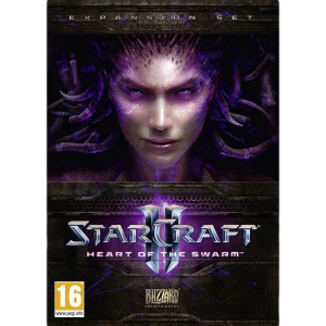 игра StarCraft II: Heart of the Swarm