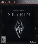 игра The Elder Scrolls V: Skyrim PS3